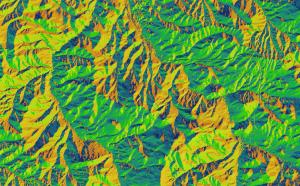 Mapa de Orientaciones con ArcGIS
