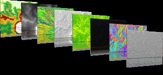 Análisis de MDT y superficies con ArcGIS
