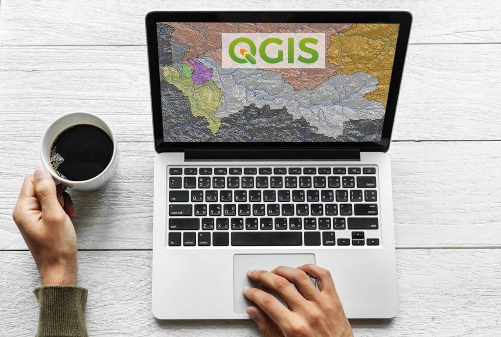 Curso QGIS aplicado a la Hidrologia