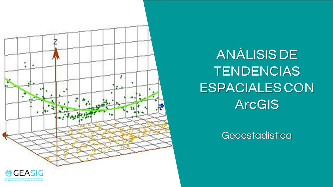 En este momento estás viendo Análisis de tendencias espaciales con ArcGIS