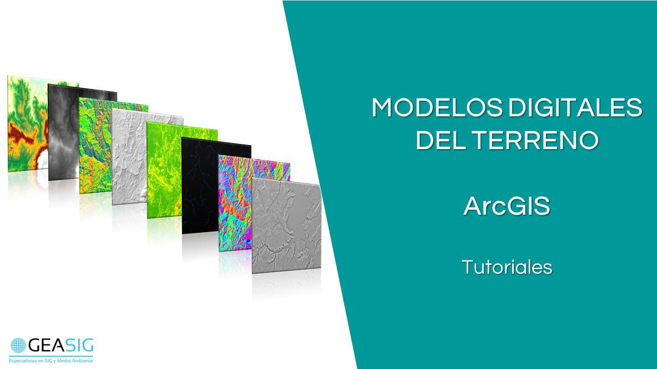 En este momento estás viendo Análisis de MDT y superficies con ArcGIS
