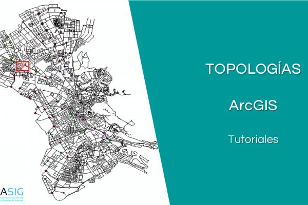Topología en ArcGIS