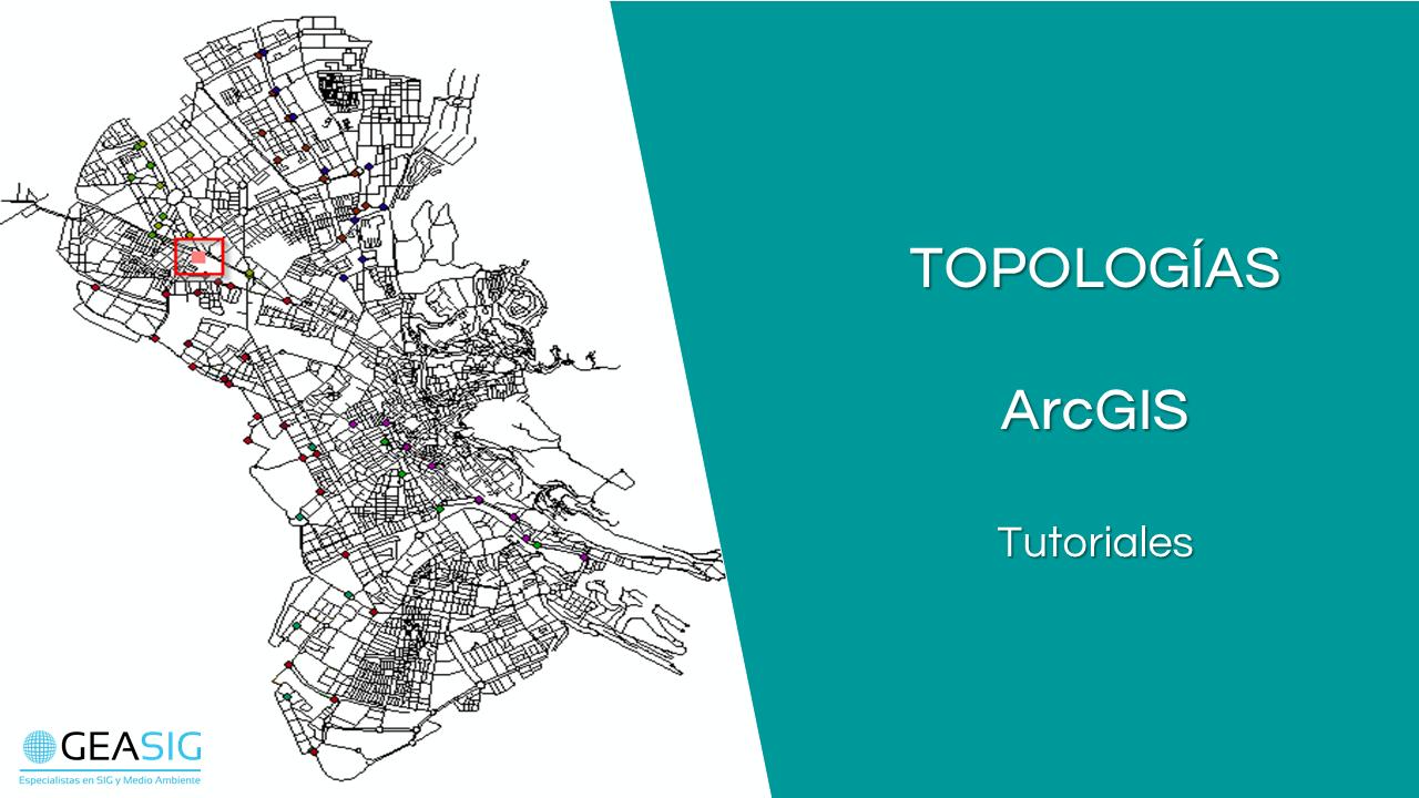 En este momento estás viendo Topología en ArcGIS